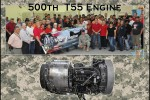 CCAD 500th T55 Engine Celebration