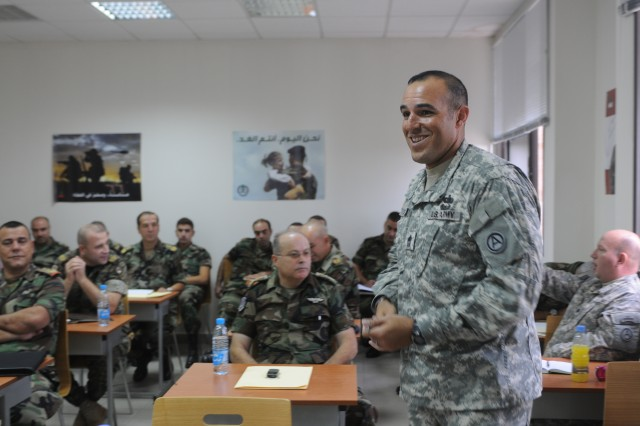 Third Army conducts public affairs, military information support operations seminar for LAF