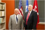 HON Dr. Westphal dedicates the Army's newest research laboratory