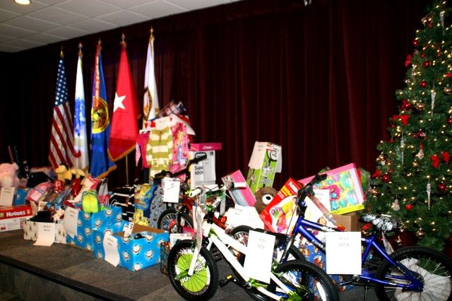The APG South 24th annual Food Toy and Gift Drive seeks generous donations of new toys and gifts for all ages, as well as non-perishable, non-expired food items.