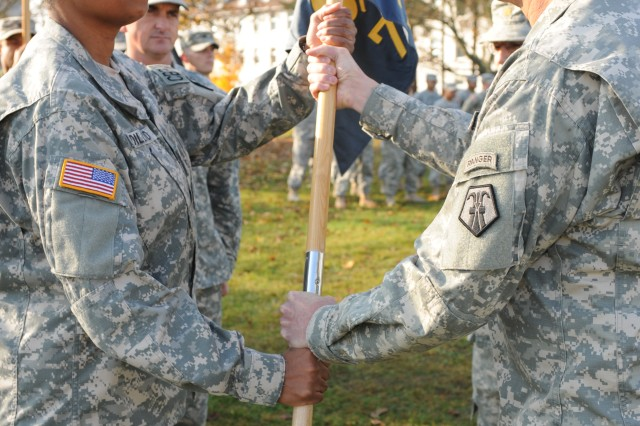 773rd Civil Support Team welcomes new commander
