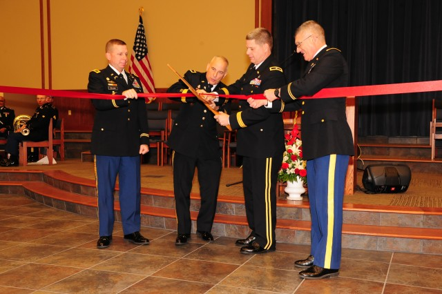New Fort Leonard Wood Main Post Chapel dedicated