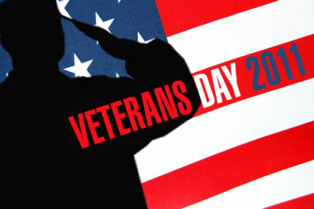 Have a SAFE and happy Veterans Day.