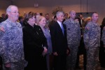 SecArmy visits Soldiers, families at Fort Drum in his homestate