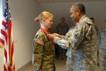 515th Trans. Co. NCO receives special induction into Sergeant Morales Club