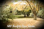 NAF Benefits Open Season