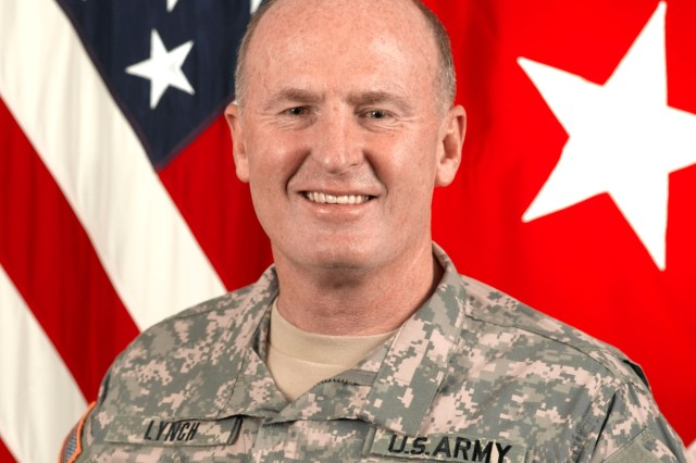 """Lt. Gen. Rick Lynch: """"The IMC has a huge impact on the lives of Soldiers, Civilians and Families on how we work, train, live and play."""""""
