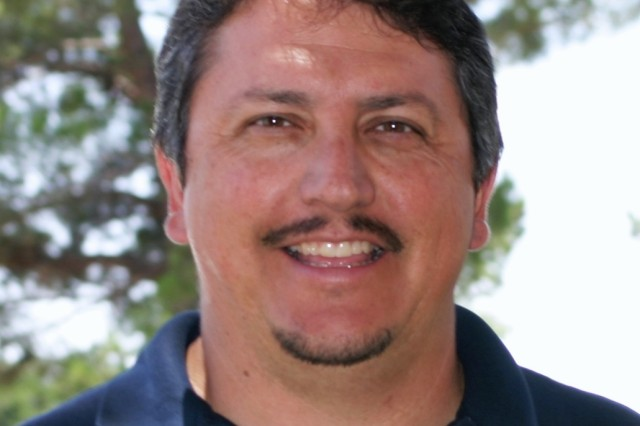 Ray Macias is the Resident Engineer in Albuquerque District's El Paso field office.