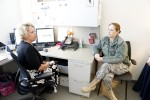 Nurse case managers help wounded warriors receive optimal health care