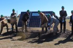 Green power: Fort Hood breaks ground on solar field