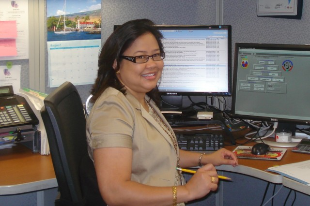 Spotlight On...Maura C. Reyes