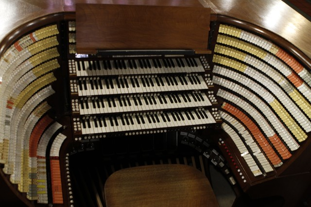The West Point community will celebrate the 100-year history of the Cadet Chapel organ with a recital featuring concert organist Felix Hell. The organ is the world's largest all-pipe organ in a house of worship. The recital is a continuation of the Class of 1936 Distinguished Organist Recital Series, and made possible through an endowment from alumni.