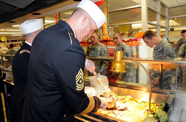 Installation events help Soldiers, Families give thanks