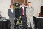 Army EOD techs show Congress bomb disposal tools