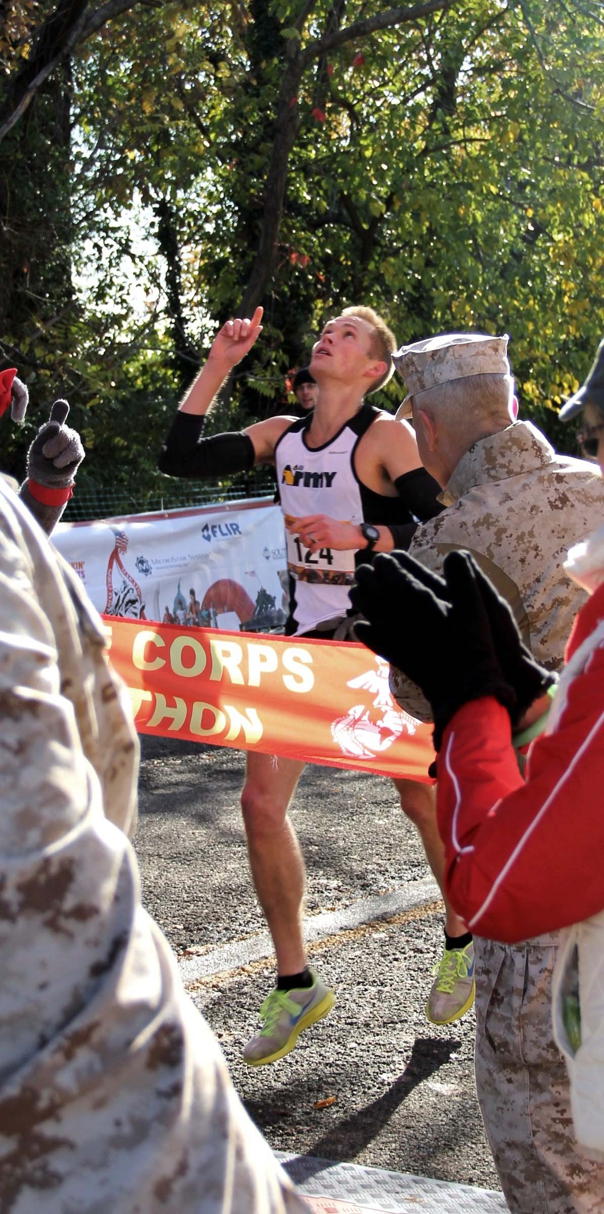 Army chaplain in waiting runs away with Marine Corps ...