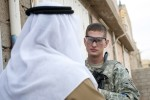 Infantrymen ensure smooth passage of U.S. military forces through Baghdad