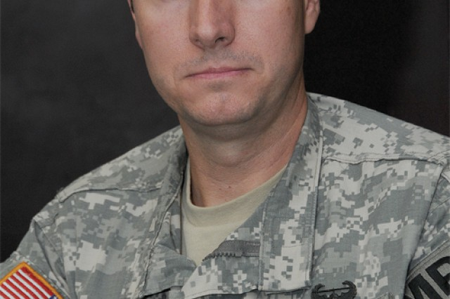 Staff Sgt. Edmund Whipple assisted a man who had collasped and stopped breathing at an off-post service station.