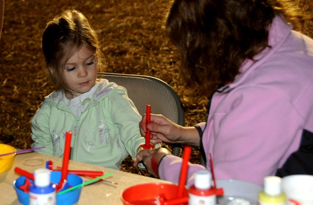Families enjoy 'Night Under Stars'