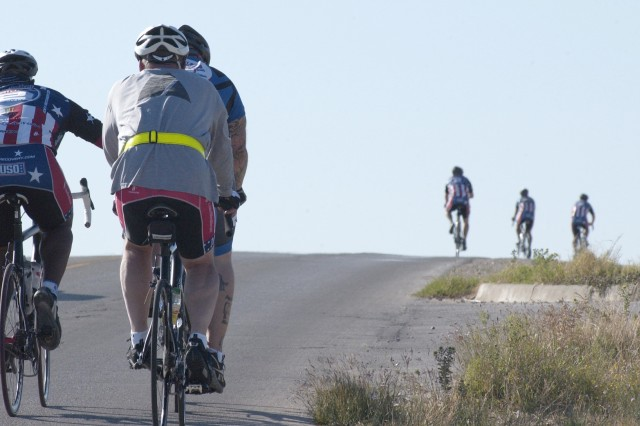 Adaptive sports such as Ride 2 Recovery are challenging wounded warriors  to do what they didn't think they could do. Rides often last five days and normally stretch more than 500 miles.