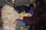 Making a difference: Air Cav troopers conduct medical seminars with Afghan females