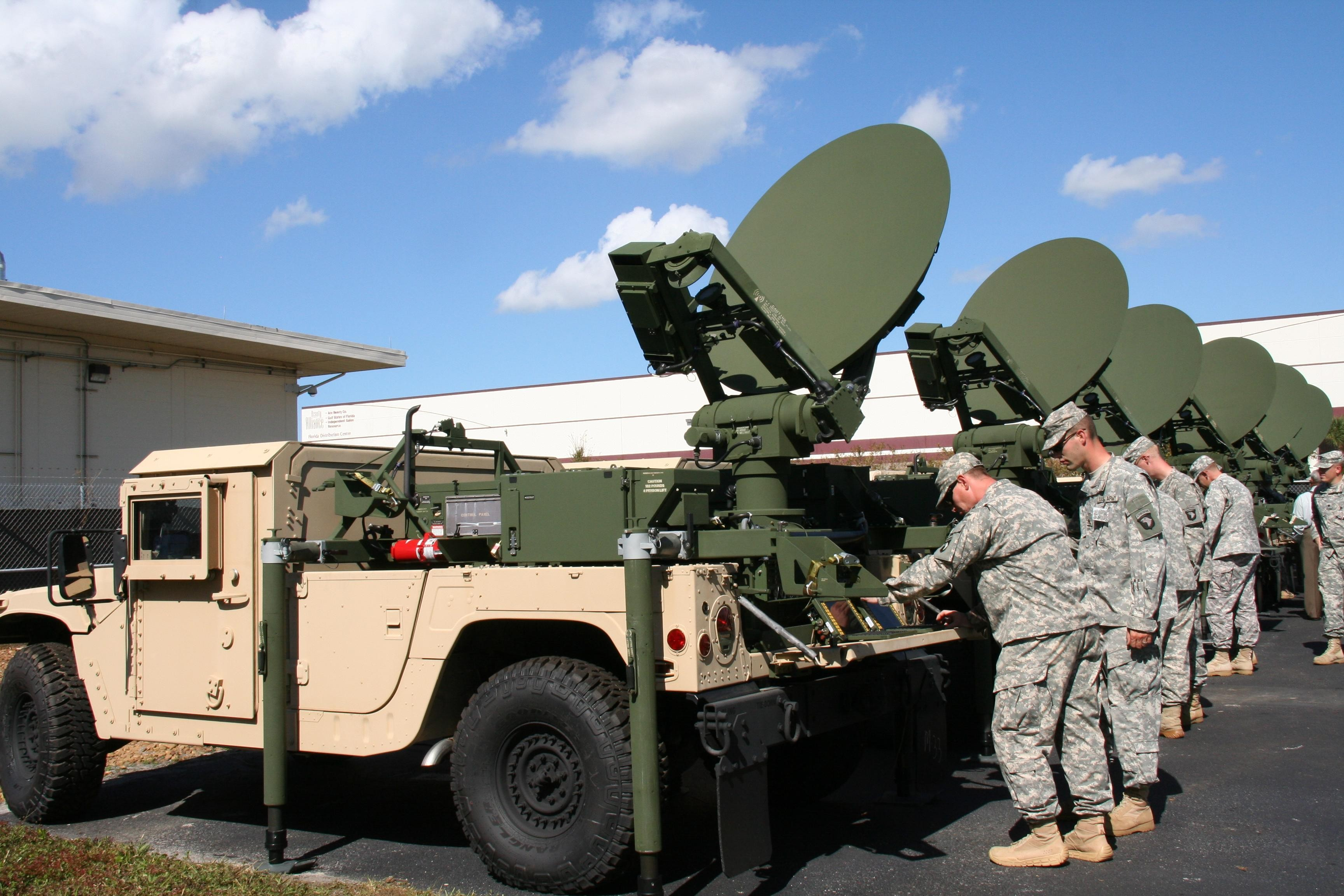 Communications jamming handbook - satellite communications jamming leathers