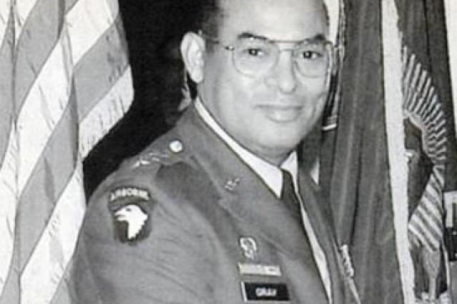 Lt. Gen. Robert E. Gray