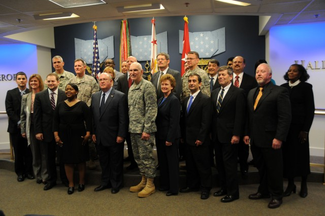 LEAP award winners lauded at Pentagon ceremony