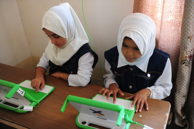 Partners for peace: Civil Capacity projects help improve prosperity in Iraq
