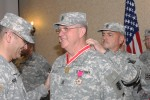 Flubacher succeeds Taylor as 412th TEC's senior enlisted leader