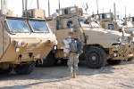 Final Convoy: Virginia Guard rolls out of Iraq