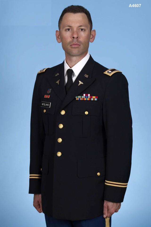 Lt. Col. Vincent Mysliwiec, M.D.