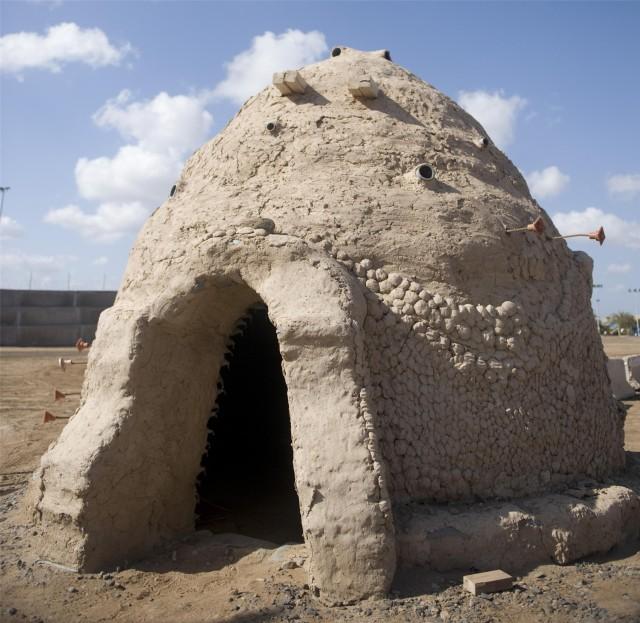 Eco-dome will help build sense of community