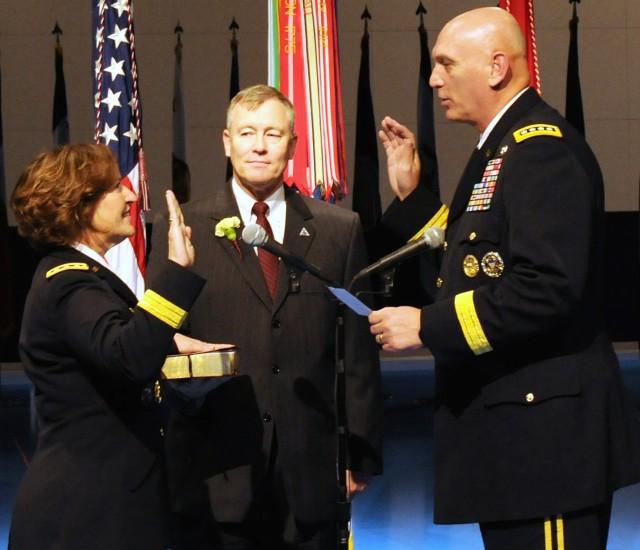 Oath as surgeon general