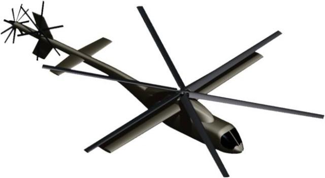 Co-axial configuration