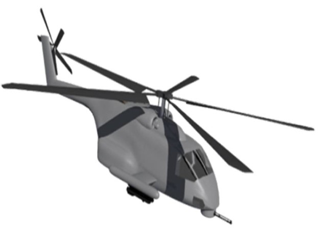 Concept of future helo