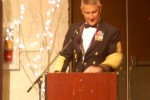 Army's top non-commissioned officer attends Rakkasan Logistics Ball
