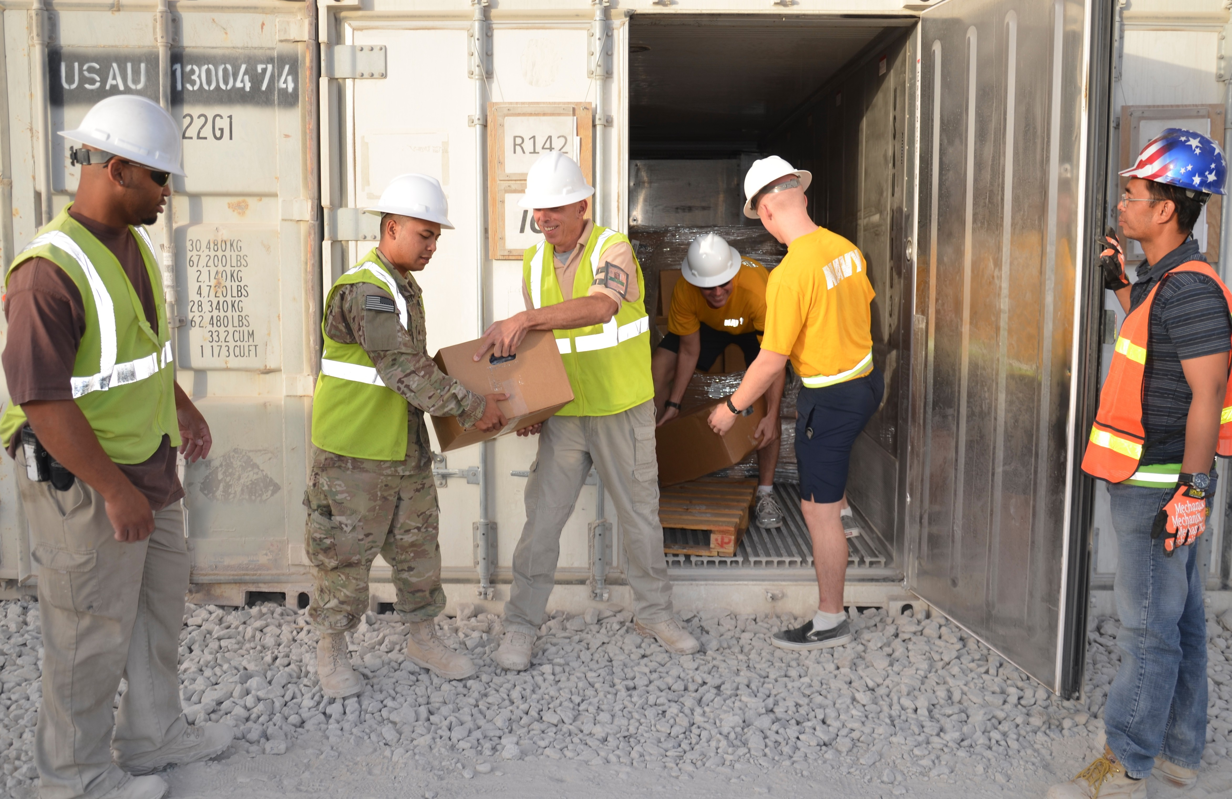 LOGCAP on the job in Afghanistan | Article | The United States Army