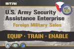 Simulation conference enhances foreign military sales