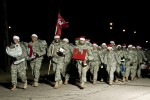 19th Engineers March for Santa