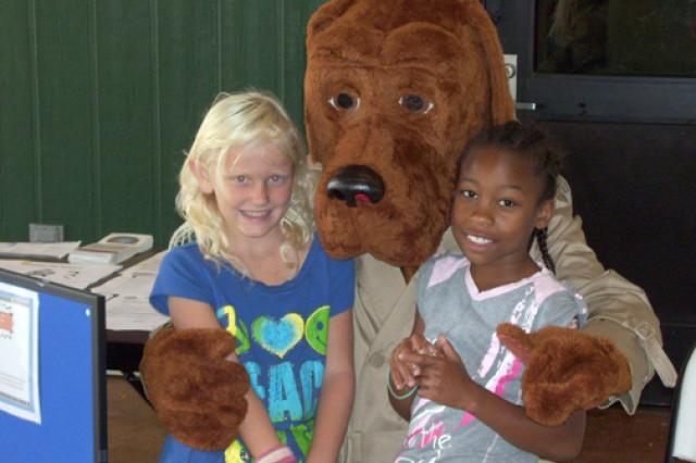 McGruff the Crime Dog delivers an important message about the benefits of the D.A.R.E program.