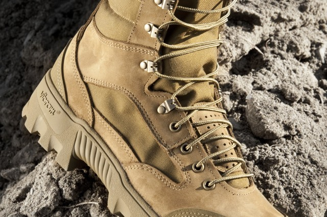 The next step in Soldier footwear | Article | The United States Army