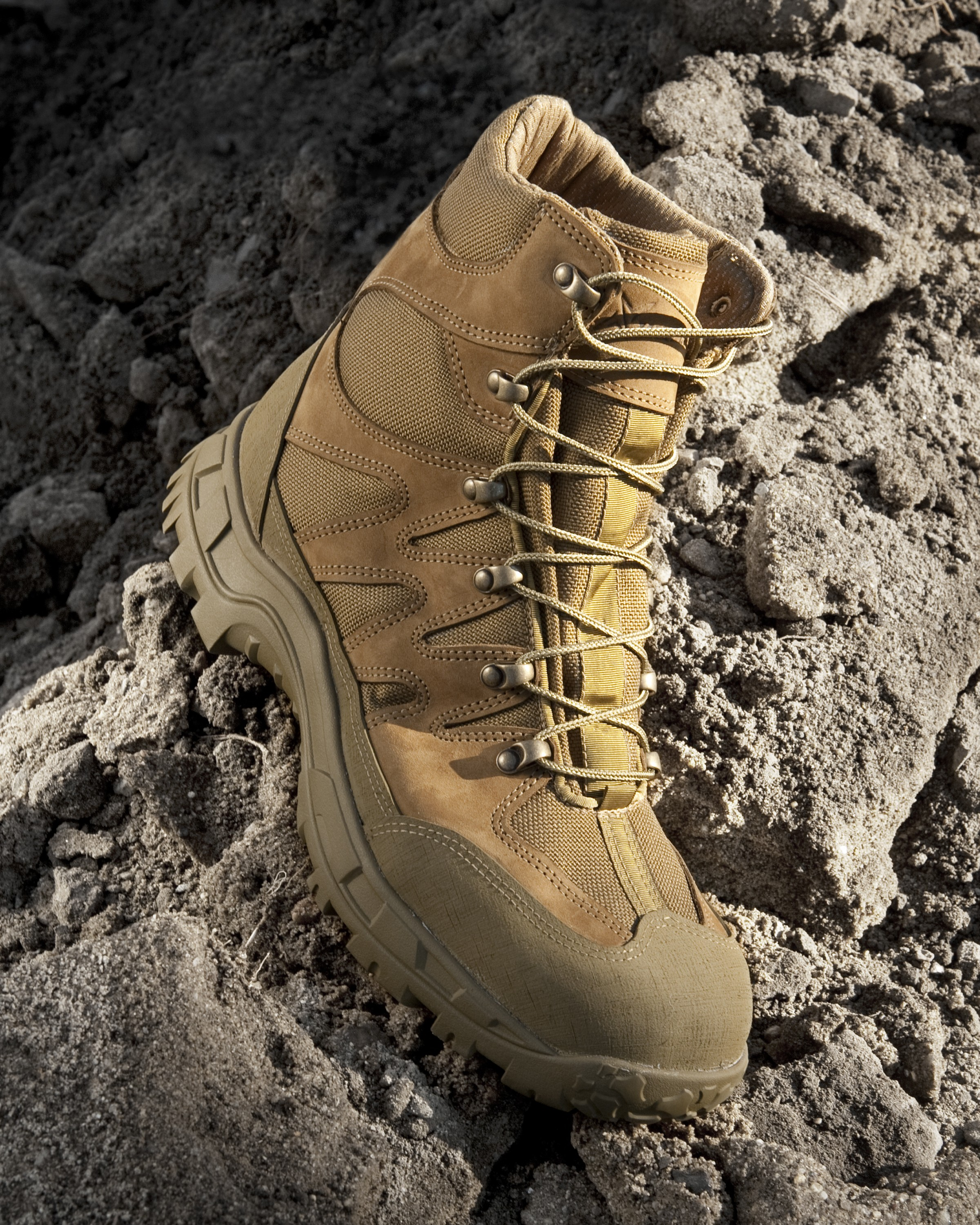 The Next Step In Soldier Footwear Article The United