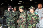South Korean CBRN soldiers visit 20th Support Command (CBRNE)