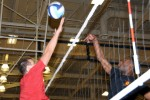 Team Roll Tide takes title as post volleyball champions