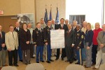County Leaders Support Soldiers
