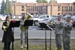 56th Army Band spreads holiday cheer