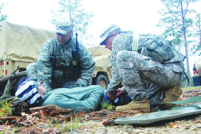 Exercise tests response to chemical, biological, radiological, nuclear threats