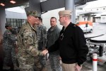 Chief of Staff of the Army visits Landstuhl Regional Medical Center