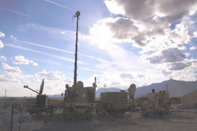 The Network Integration Evaluations are a series of semi-annual field exercises designed to evaluate deliberate and rapid acquisition solutions, as well as integrate and mature the Army's tactical network. The NIEs allow industry to demonstrate capabilities in a realistic operational setting at White Sands Missile Range, N.M.