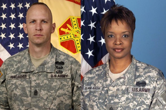 New command sergeants major announced at MICC and ECC